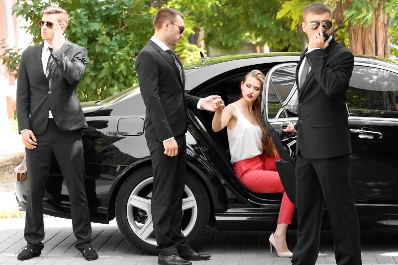 Bodyguard services - Redland Security Investigation